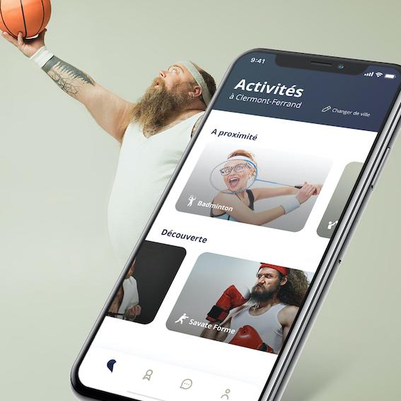 Application Sportiiz